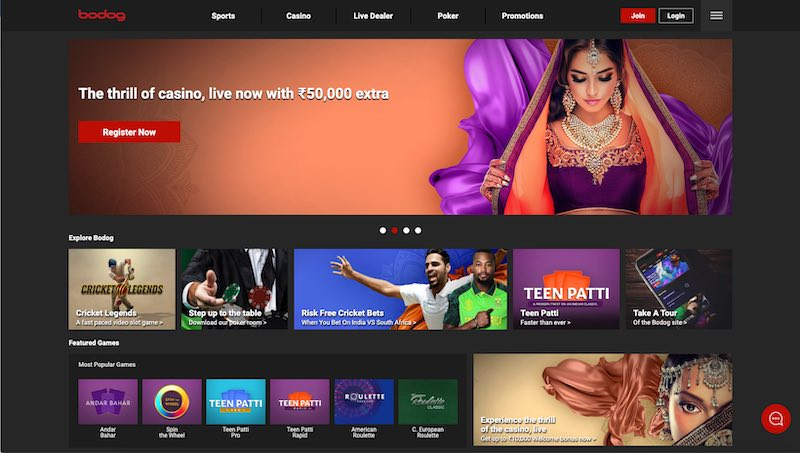 Bodog Casino the US Review