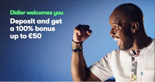 10Bet Sports Welcome Bonus - Get 100% Up To €50
