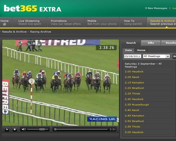 How to Live Stream Horse Racing Betting in the USA