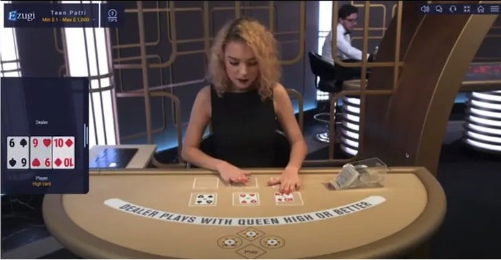 How to Play Teen Patti step 2