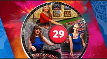 Special 29 Roulette on Betway