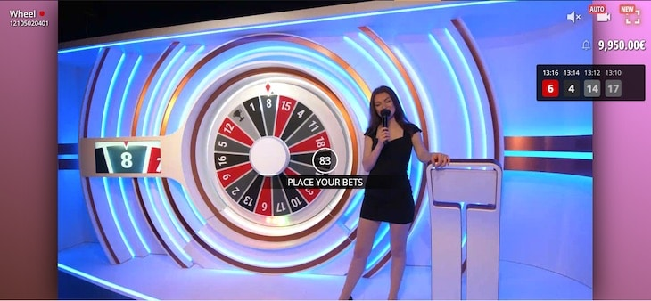 How to play Wheel of Fortune step 1